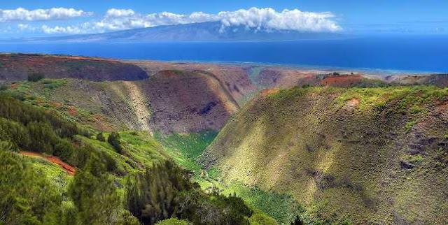Kepulauan Top pada Hawaii