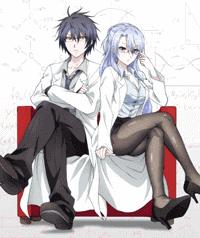 جميع حلقات الأنمي Rikei ga Koi ni Ochita no de Shoumei shitemita مترجم