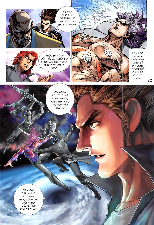 Tân Tác Long Hổ Môn Chap 837 page 22 - Truyentranhaz.net