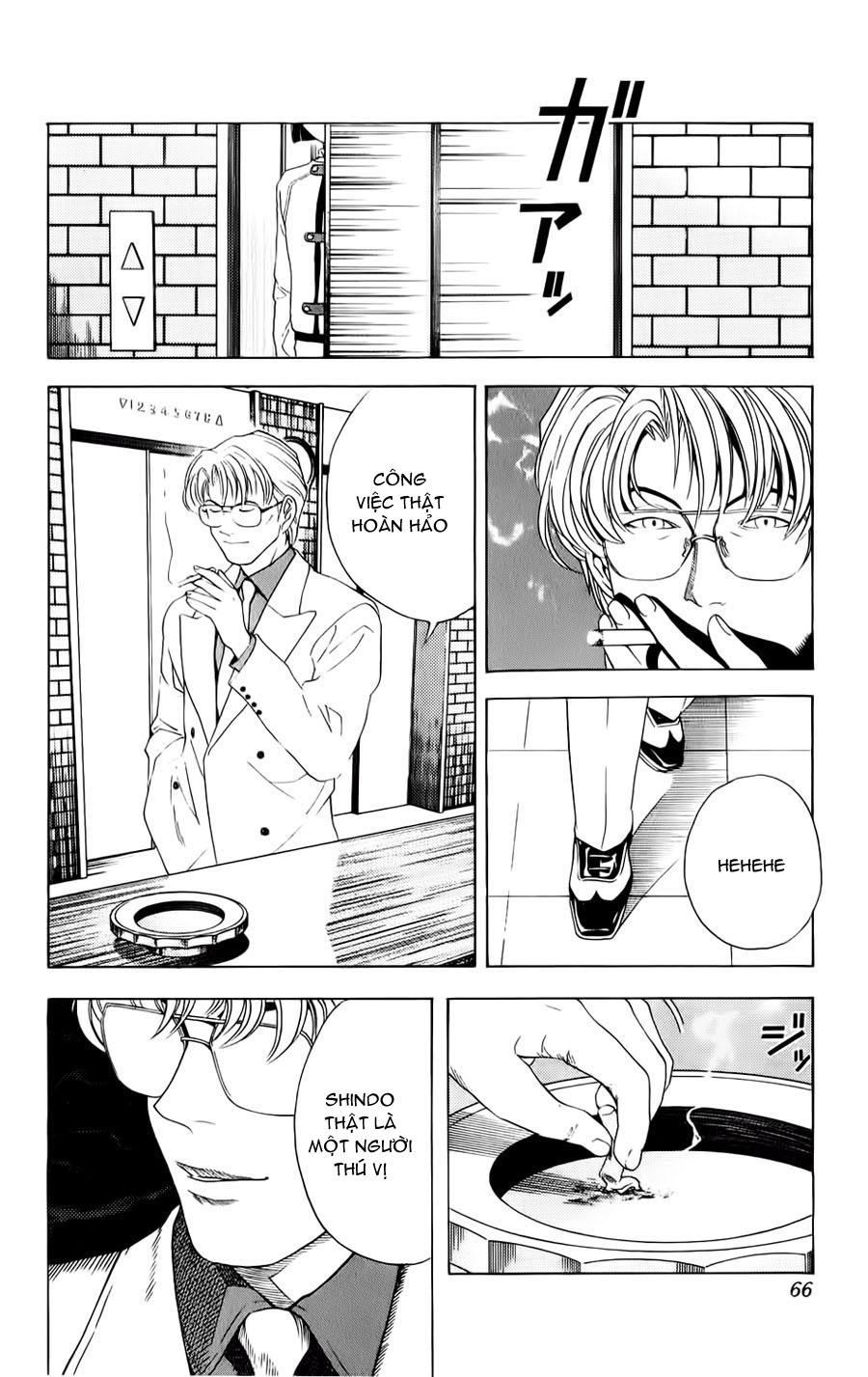 Hikaru No Go hikaru no go chap 46 trang 18