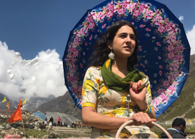 Sara Ali Khan Looks in Kedarnath, Kedarnath Movie First Look & Poster, Kedarnath Movie Latest Images & Wallpapers