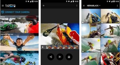 Cara memakai kamera gopro di Android Cara Menggunakan Kamera GoPro di Android (UPDATED)