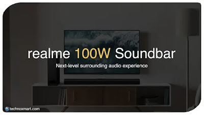 Realme Soundbar Unveiled, Five Sound System Is Said To Launch Soon In India: Learn More Here