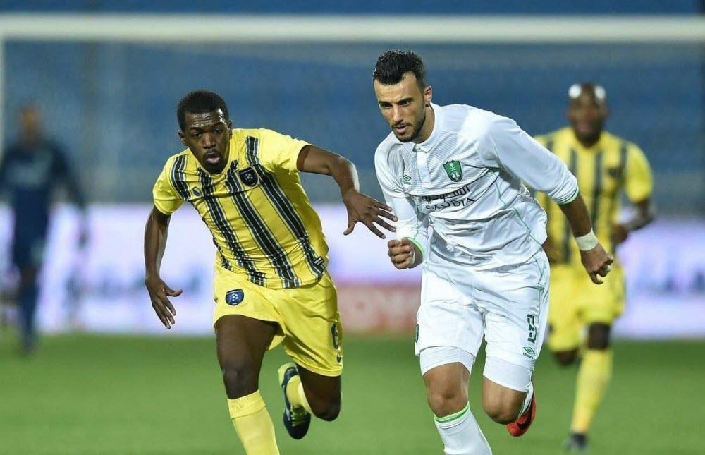 نتيجة مباراة الأهلي السعودي والتعاون بتاريخ 18-10-2019 الدوري السعودي