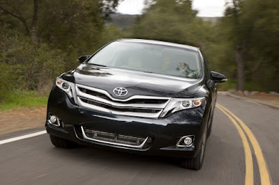 2017 Toyota Venza SUV black color front angle Hd Wallpapers