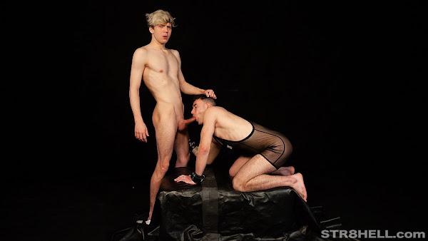 #Str8hell - Istvan & Simon RAW - Raunchy