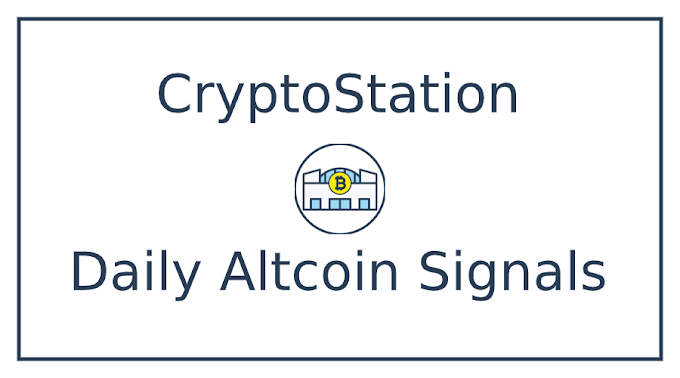 Daily Altcoin Signals (May 08)