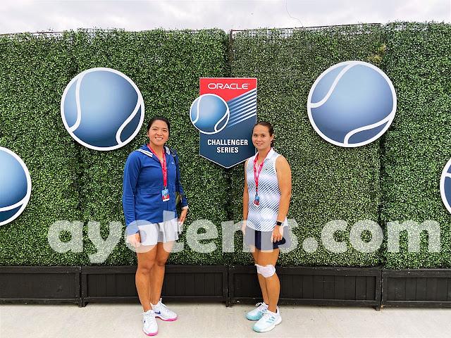 WTA Challenger Houston: Bea/Eci Melaju ke Perempat Final, Eci Ungkap Strategi Khususnya