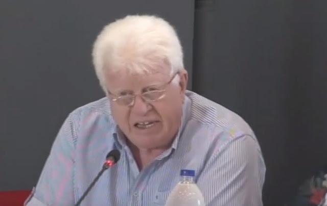 Τοποθέτηση του Νίκου Γόντικα για την εκλογή Προεδρείου στην Περιφέρεια και οι αντιδράσεις Τατούλη