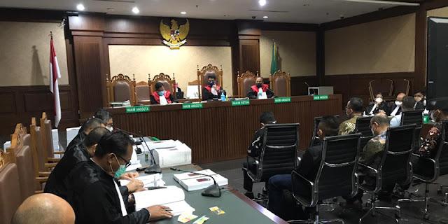 Korupsi Benur, Jaksa KPK Tuntut Edhy Prabowo 5 Tahun Penjara