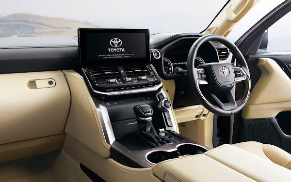 Novo Toyota Land Cruiser 2022 em lançamento oficial no Japão: fotos e preços