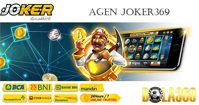 Joker369 Situs Resmi Slot Bola369