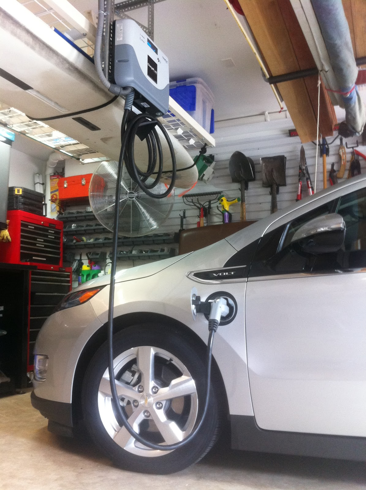 Residential Level 2 EV Charger Roundup PluginRecharge!