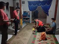 Kapolsek Jambon memimpin evakuasi anak tenggelam di DAM sungkur,Jambon,Ponorogo.