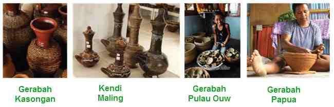 Aneka Gerabah Indonesia