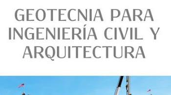 Geotecnia para arquitectura e ingenieria civil