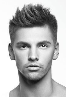 model+gaya+rambut+pria