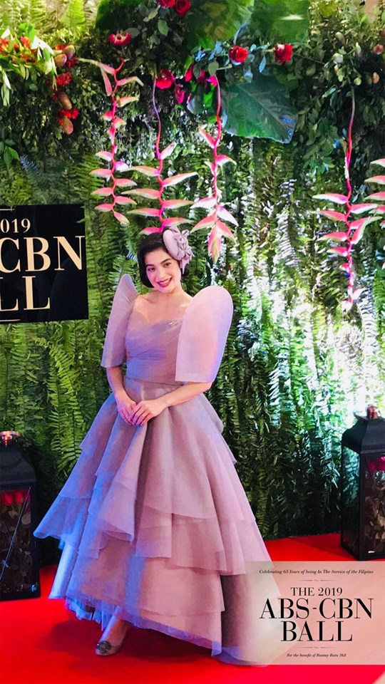Anne Curtis ABS-CBN Ball