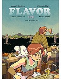 Flavor Comic