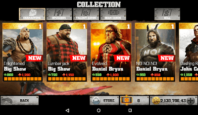 WWE Immortals v2.0.1 Mod Apk (Mega Mod) 2