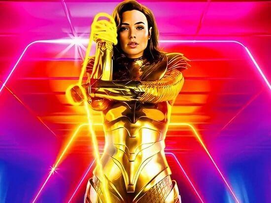 Wonder Woman 1984 Movie Images 1