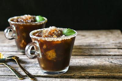 BEBIDA SUPER REFRESCANTE GRANIZADO DE CAFÉ