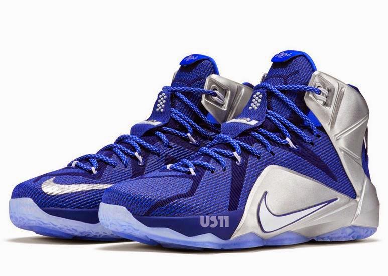 9aa66f70430 THE SNEAKER ADDICT  Nike Lebron 12