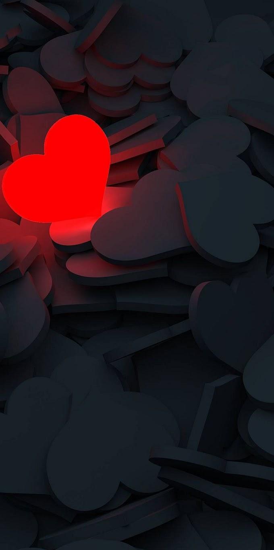 Coração de Amor 3d para Celular