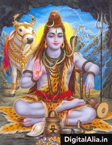 god shiva wallpaper hd