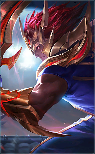 Martis Tyrant Heroes Fighter of Skins