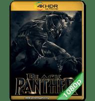 PANTERA NEGRA (2018) 4K 2160P HDR MKV ESPAÑOL LATINO