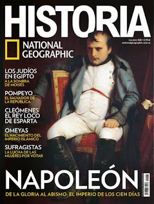 Revista Historia National Geographic España Diciembre 2017