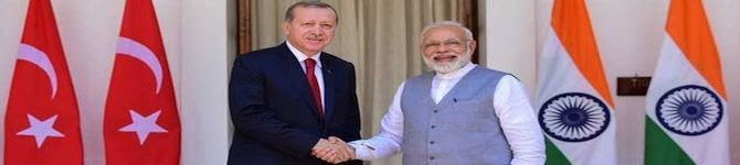India, Turkey Don't Need 'Reset', Partners Can Have Opposing View On Issues: Turkish Envoy