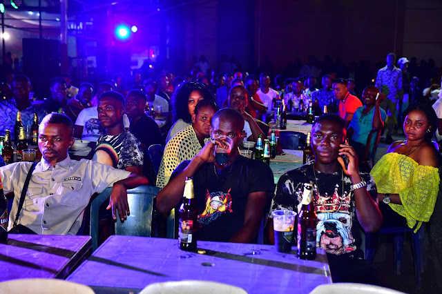 DSC 0793 - Harrysong thrills fans at Legend's Real Deal Experience Concert in Enugu