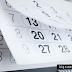 El calendario de 1992 sirve para el 2020.
