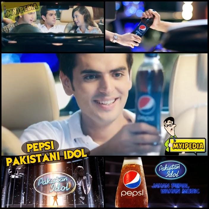 Pepsi Pakistan Idol Fever one TVC 2013 - Yasir Shoro
