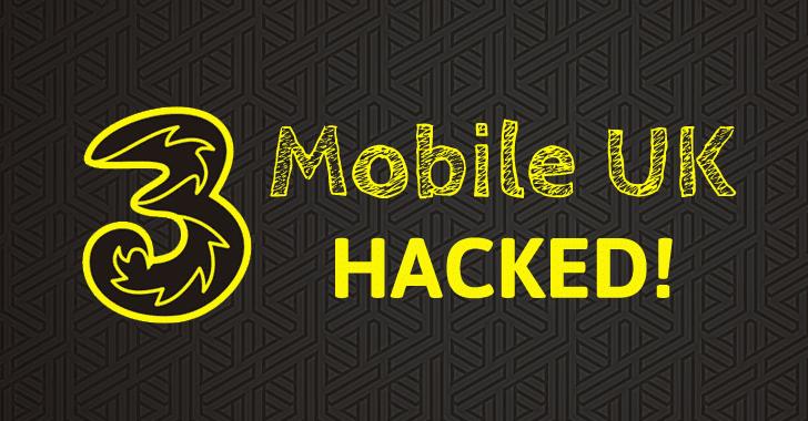 3-mobile-uk-hacked