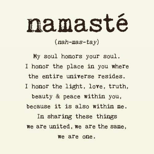 27 Truly Inspiring Yoga Quotes for Your Daily Practice. 27 Inspiring Images to do yoga. Inspirational & Motivational Quotes via thenaturalside.com | namaste yogi | #quotes #yoga #namaste #yogi