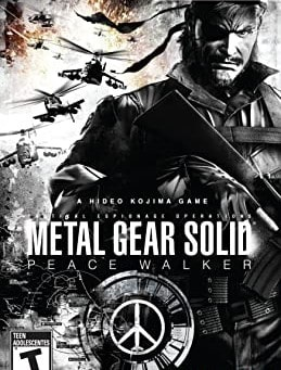 Metal Gear Solid Peace Walker PSP ISO Highly Compressed Download