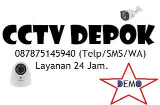 CCTV, CCTV Depok, Layanan CCTV, Layanan Terbaru CCTV, Demo CCTV, Demo Gratis, Demo CCTV Gratis