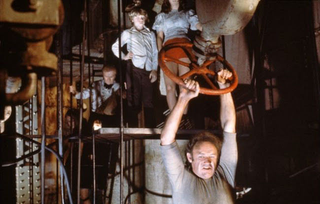 Gene Hackman in The Poseidon Adventure