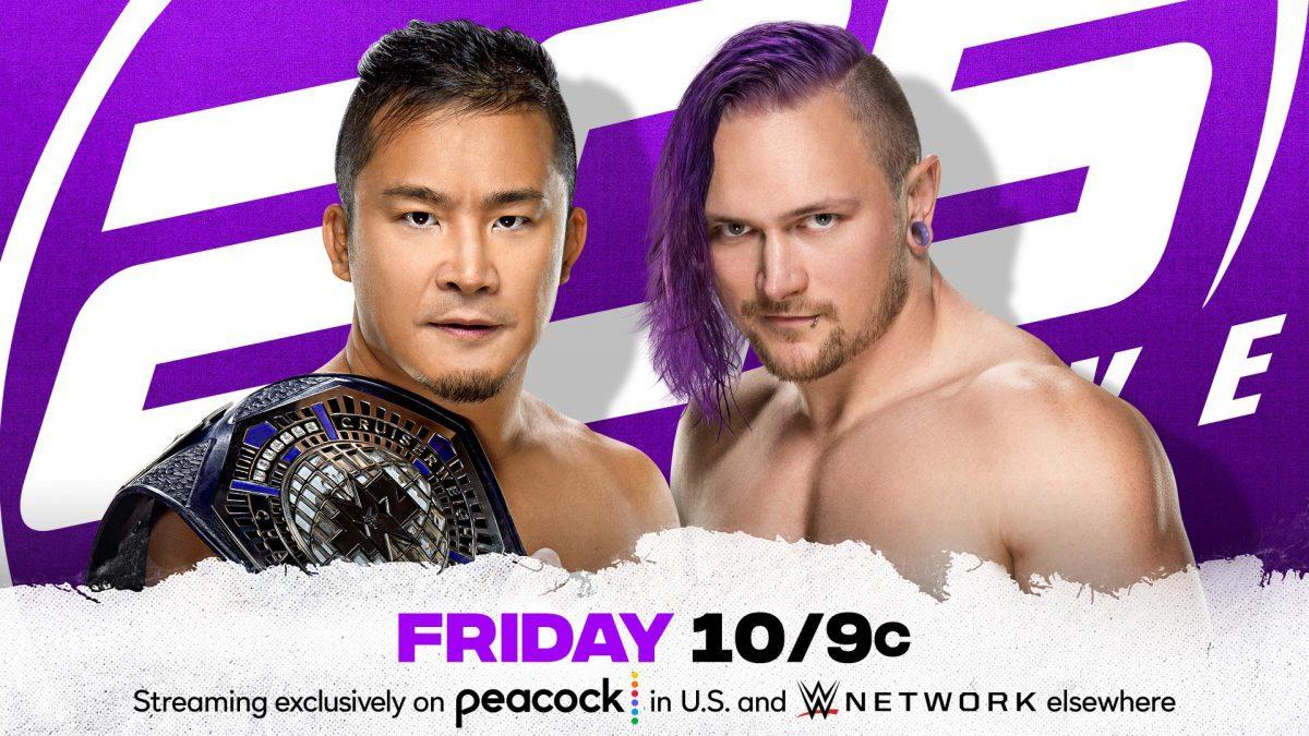 Cobertura: WWE 205 Live (06/08/2021) – O homem acima de todos!