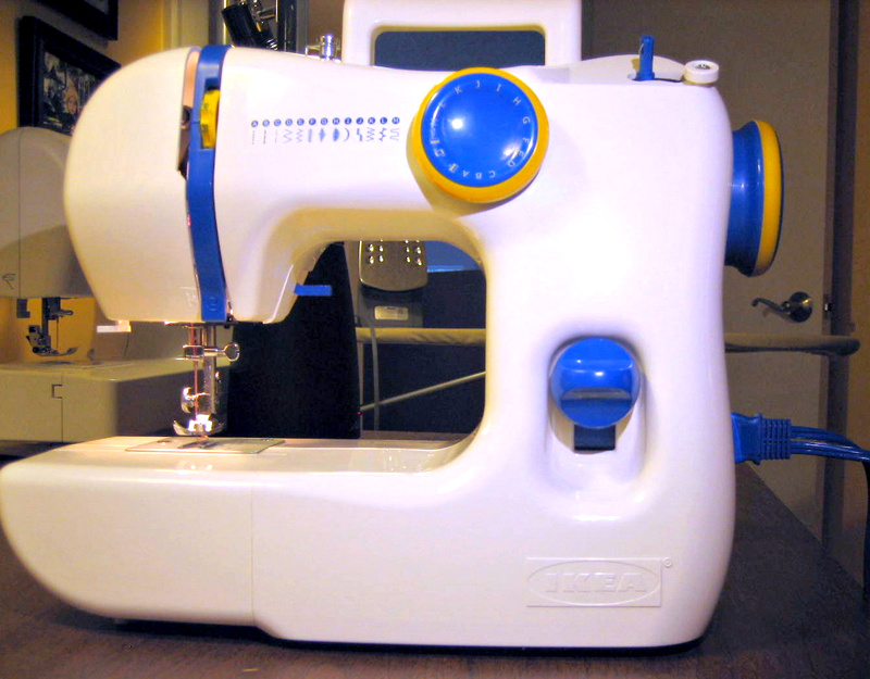 Coco's Loft IKEA SY Sewing Machine Custom Review Ikea Sewing Machine