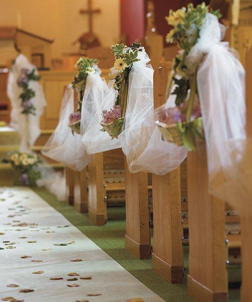 34bfa2d77 Tul para decoración de pasillo de boda - Foro Organizar una boda ...