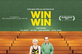 """""""Win Win (Ganamos todos)"""". Cine-Club Chaplin Cuenca 1"""