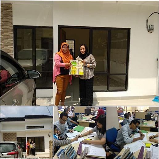 Blok H1-Tipe 36/95 - Jual Rumah Baru KPR & Cash Wilayah ...