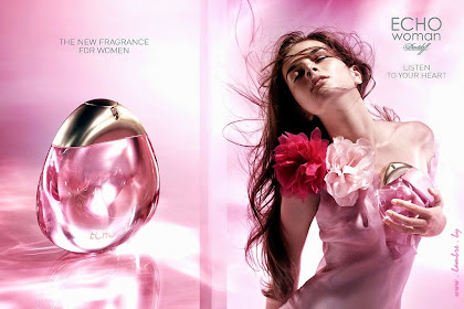 Parfum Mampu Bangkitkan AuraMu