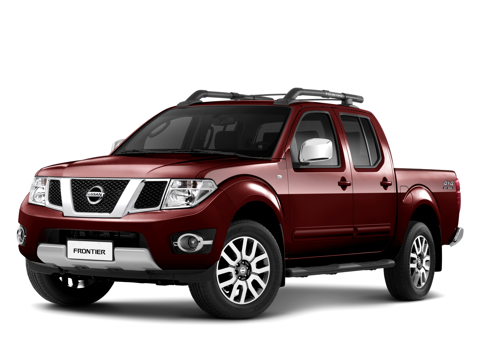 Nissan Frontier ganha novidades para a linha 2014 | CAR ...