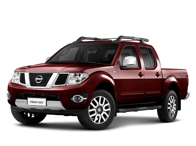 Nissan Frontier ganha novidades para a linha 2014   CAR ...