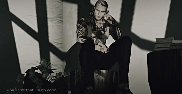 you know that i´m no good...